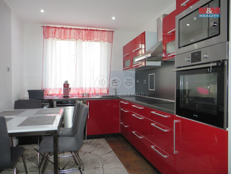 Prodej, byt 2+1, 65 m², Chomutov, ul. Kadaňská