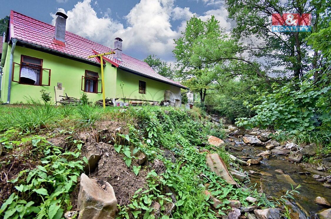 Prodej, rodinný dům, Brumov, Bylnice