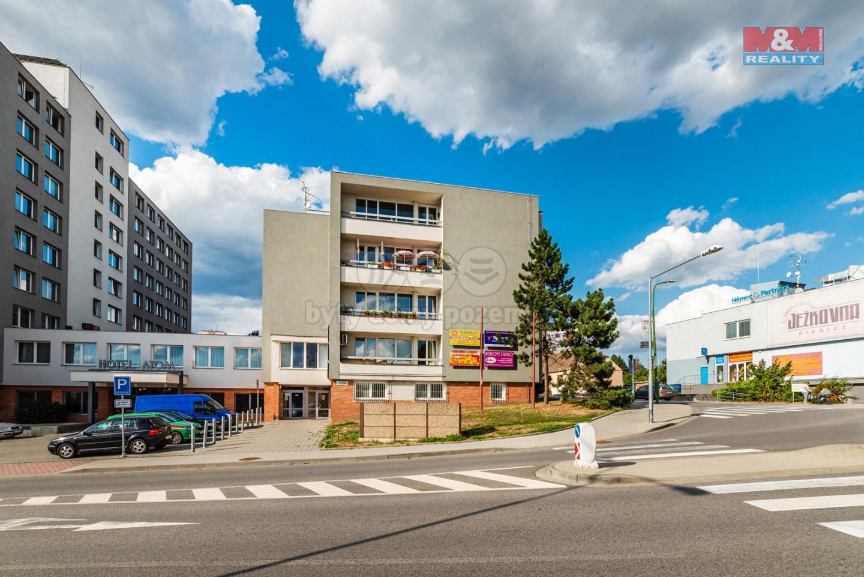 Prodej, byt 2+kk, 40 m², Třebíč, ul. Velkomeziříčská