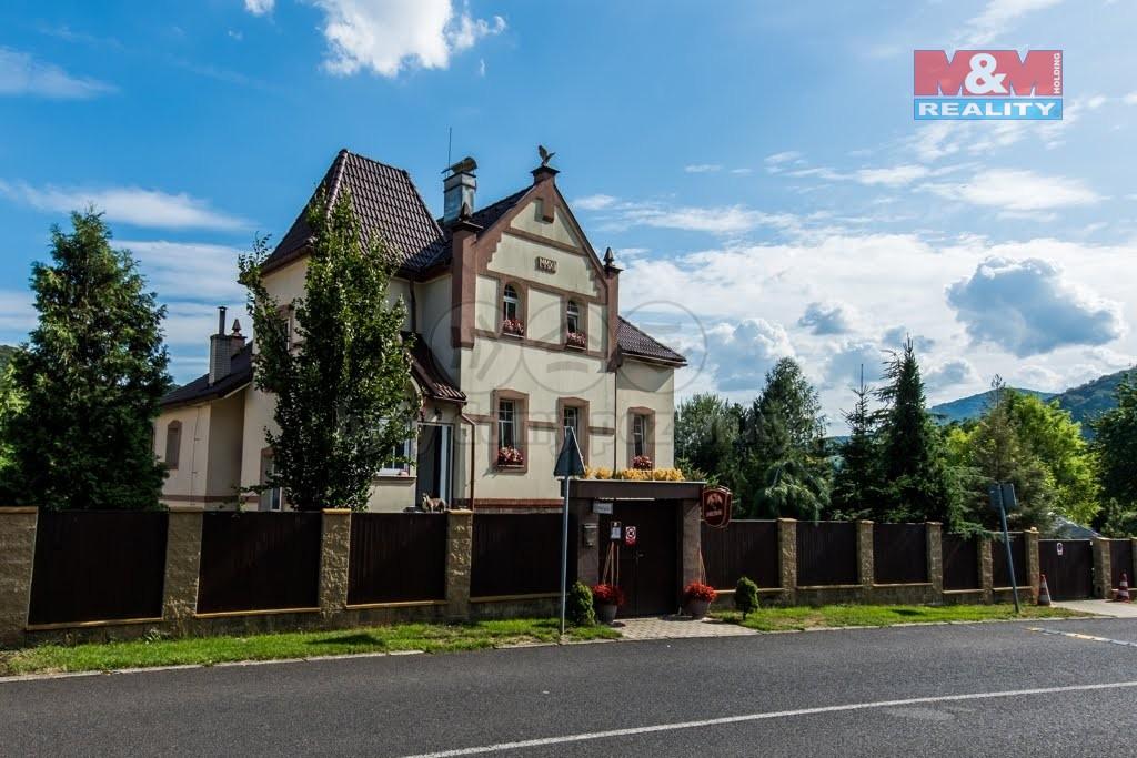 Prodej, rodinný dům, 400 m², Dolní Zálezly, ul. Rudé armády