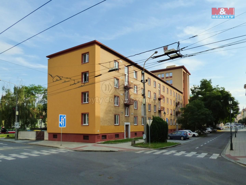 Prodej, byt 2+1, 51 m2, Opava - Město, ul. Masarykova třída
