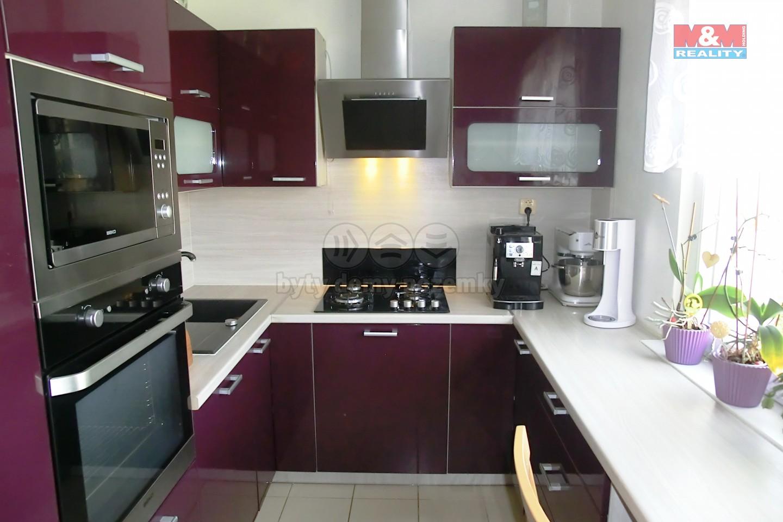 Prodej, byt 2+1, 56 m2, Ostrava - Zábřeh, ul. P. Lumumby