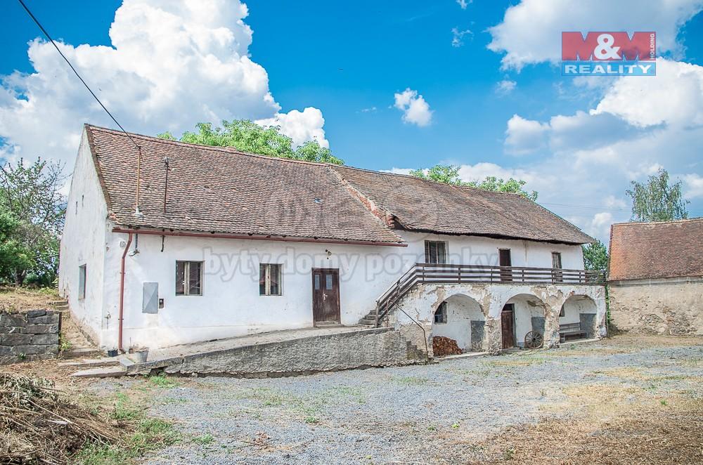 (Prodej, rodinný dům, 4127 m2, Sedlčany - Třebnice), foto 1/34