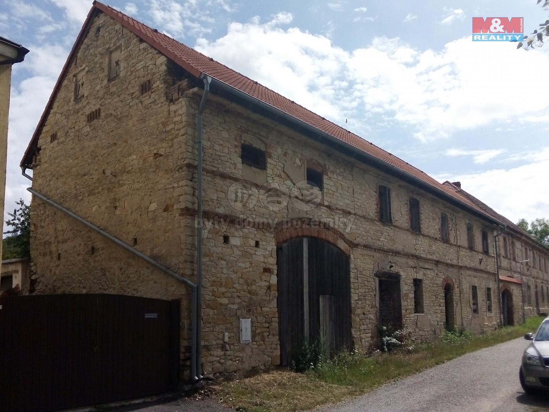 Prodej, komerční objekt, 388 m², Hoštka, Malešov