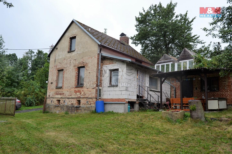 Prodej, chalupa, 45 m², Trhomné