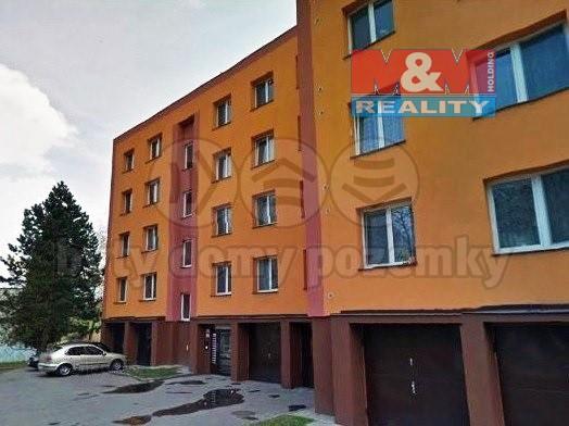 Pronájem, byt 1+1, 40 m2, Ostrava - Výškovice, ul. Jičínská