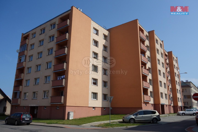 Prodej, byt 1+1, Hlinsko, ul. Rubešova