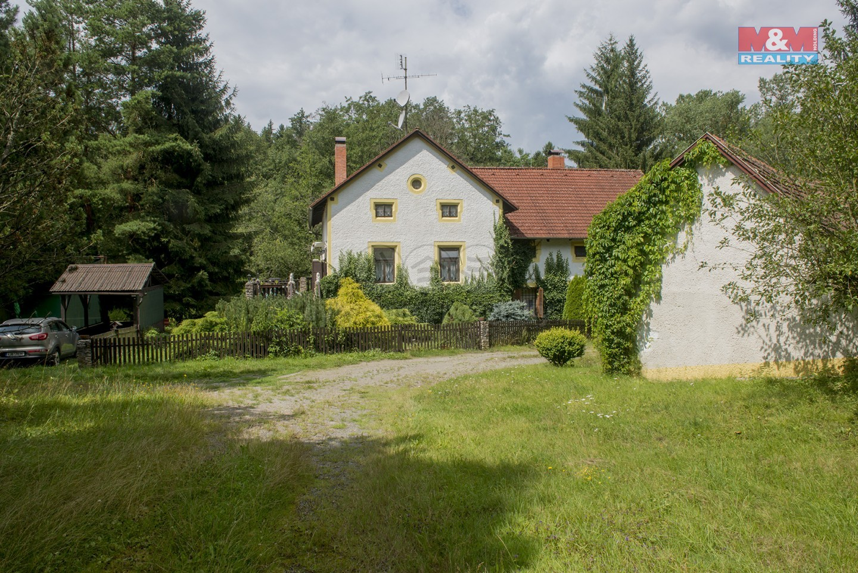 Prodej, penzion, 1328 m2, Březina u Pelhřimova