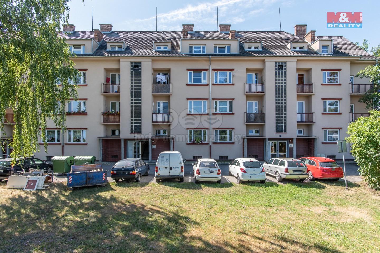 Prodej, byt 1+1, 56 m², Strakonice, ul. Tovární