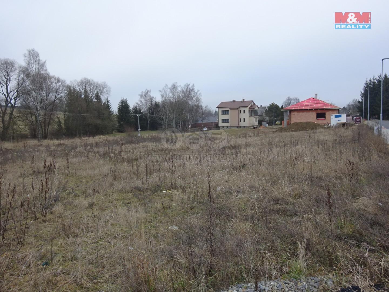 Prodej, stavební pozemek, Jihlava - Pístov