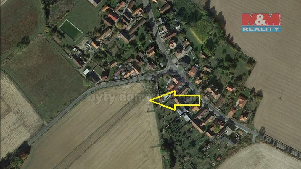 Prodej, pozemek, 5373 m², Žerovice - Přeštice