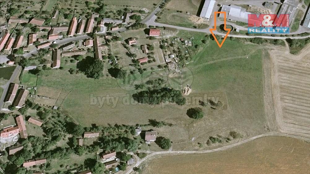 Prodej, louka, 6728 m², Lnářský Málkov - Kadov