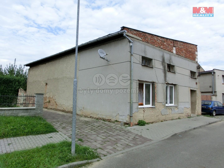 Prodej, rodinný dům, Němčice nad Hanou, ul. Chvátalova