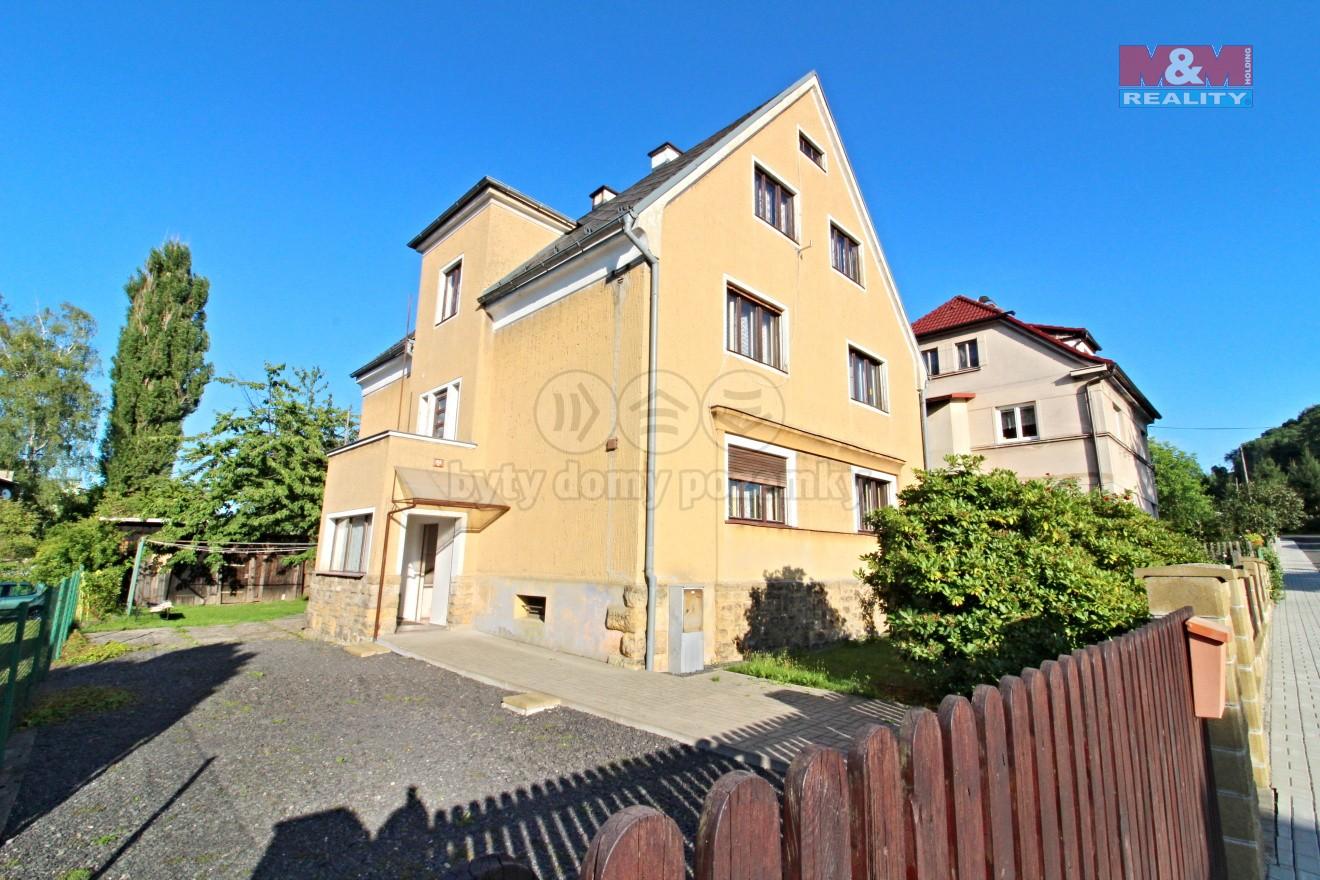 Prodej, rodinný dům, 350 m², Česká Kamenice, ul. B. Němcové