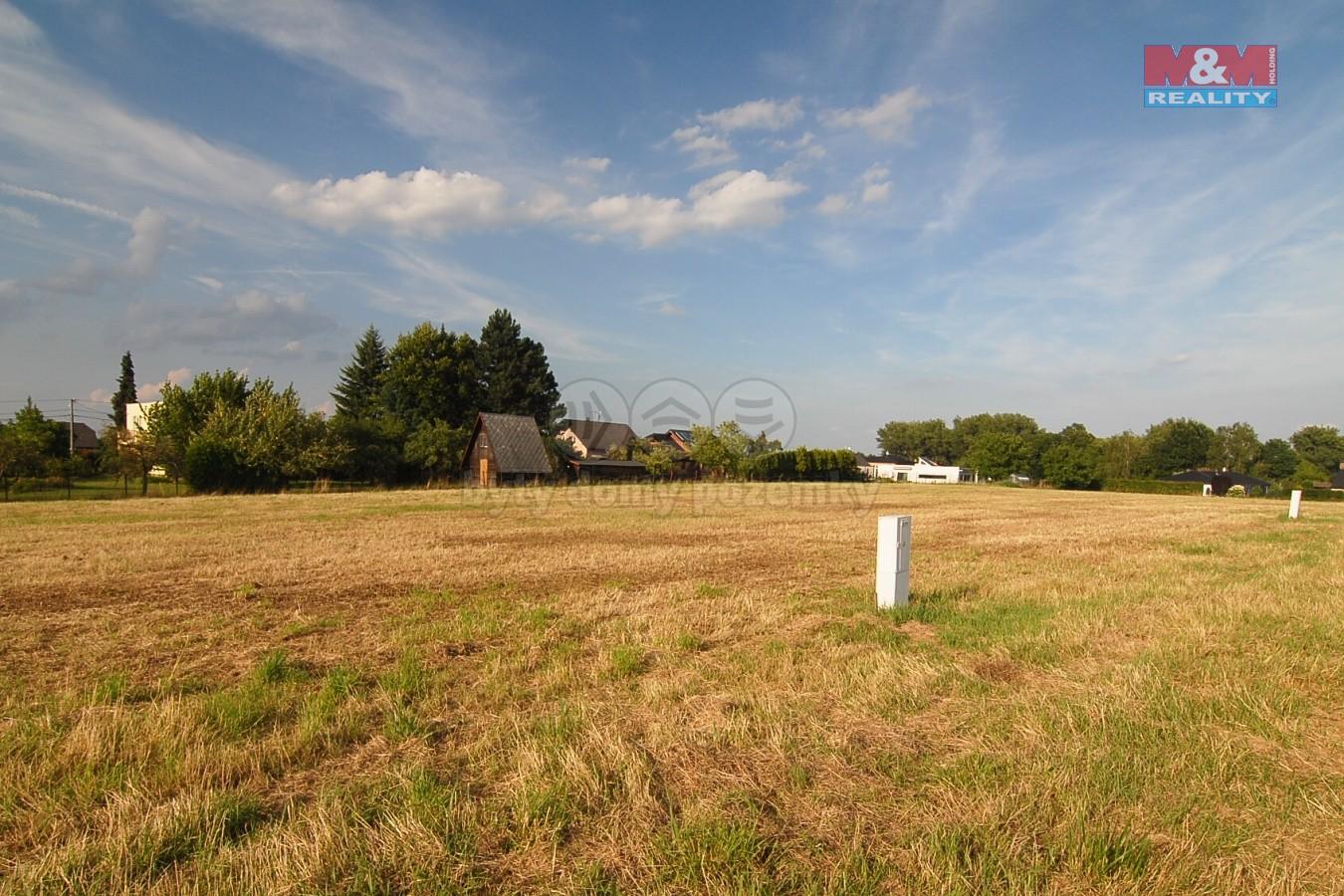 Prodej, stavební pozemek, 7655 m2, Ostrava - Heřmanice