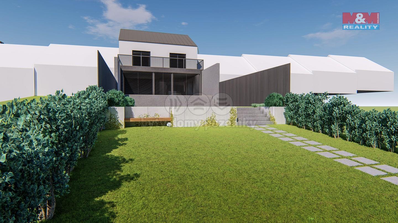 Prodej, stavební pozemek, 481 m², Brno, ul. Terezy Novákové