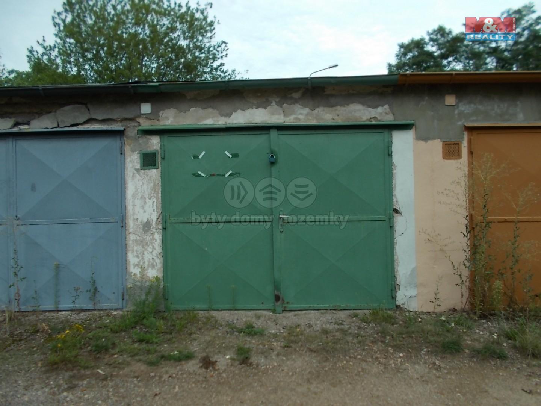 Prodej, garáž, Chvaletice