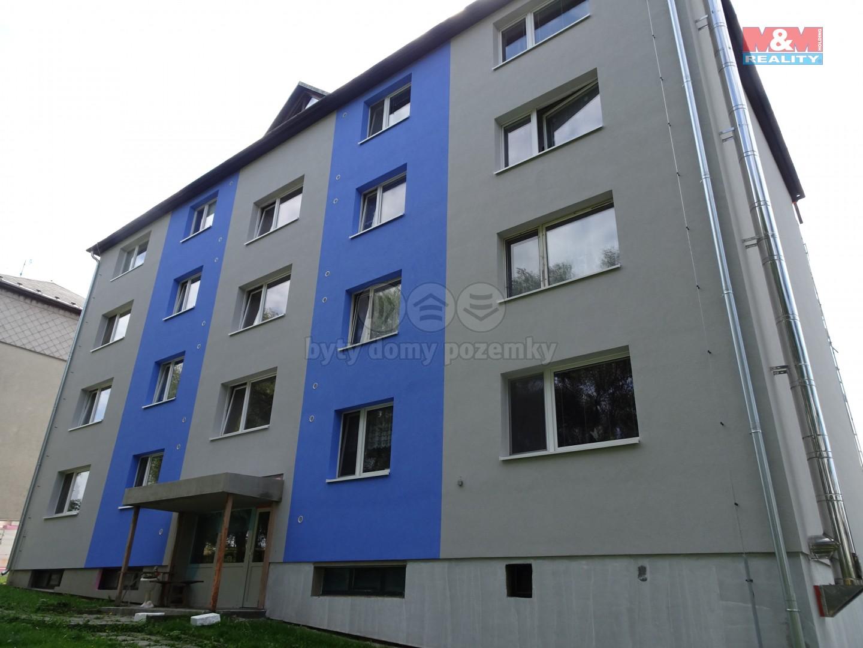 Prodej, byt 2+1, 47 m2, Maletín