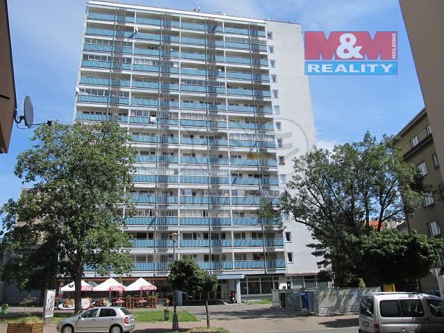 Pronájem, byt 2+kk, 58 m², Pardubice, ul. Havlíčkova