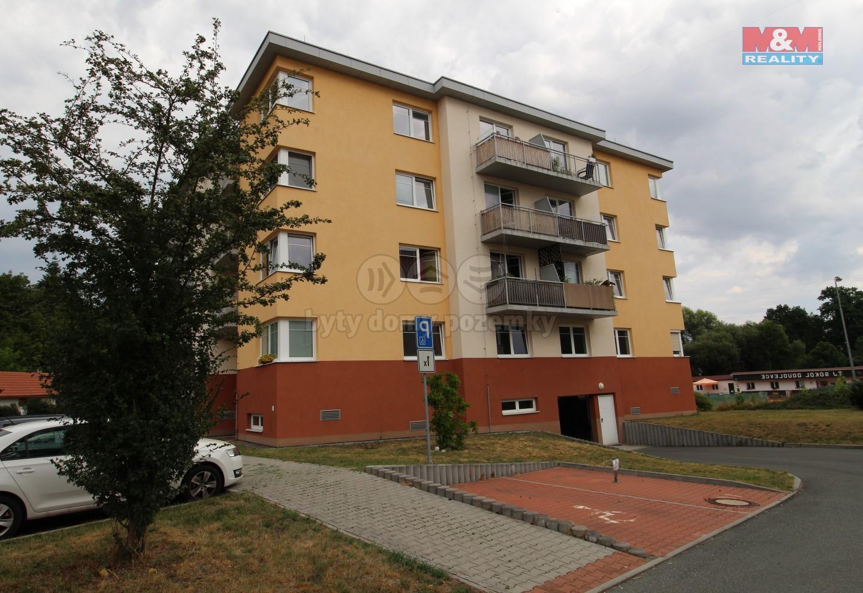 Pronájem, byt 2+kk+B, 54 m², Plzeň, ul. Květná