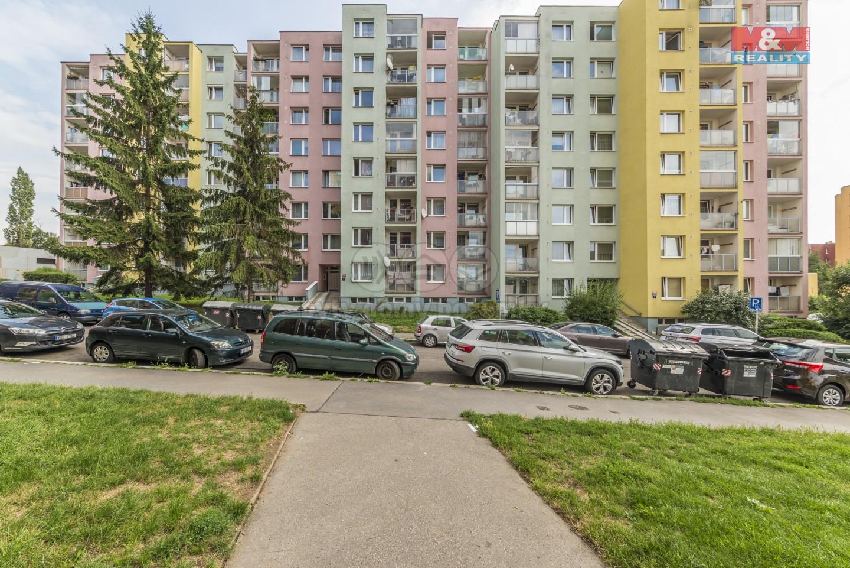 Prodej, byt 3+1, 72 m², Praha 9, ul. Bouřilova