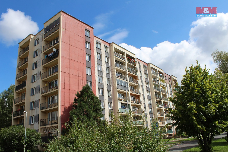 Prodej, byt 2+1, 52 m2,Ostrava, ul. Jugoslávská
