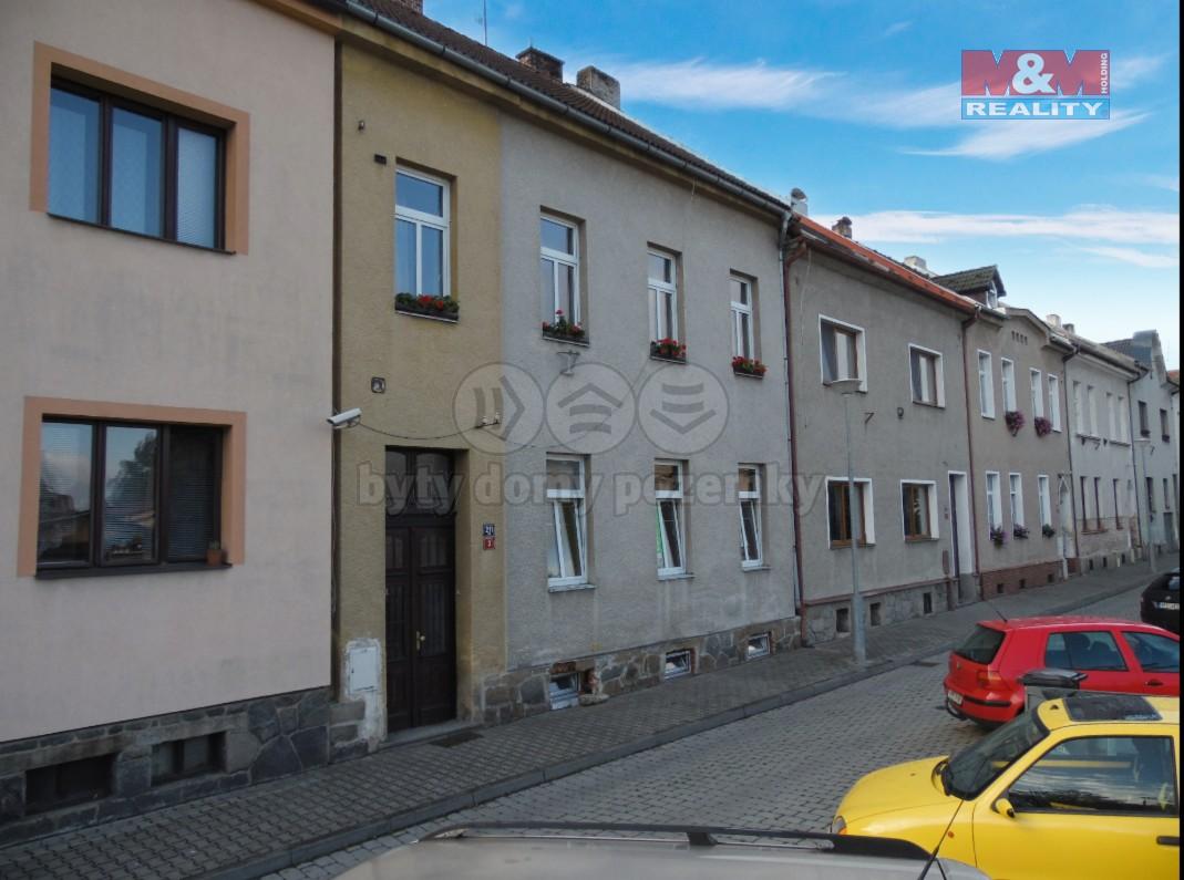 Pronájem, byt 3+1, 100 m², Klatovy, ul. Budovcova