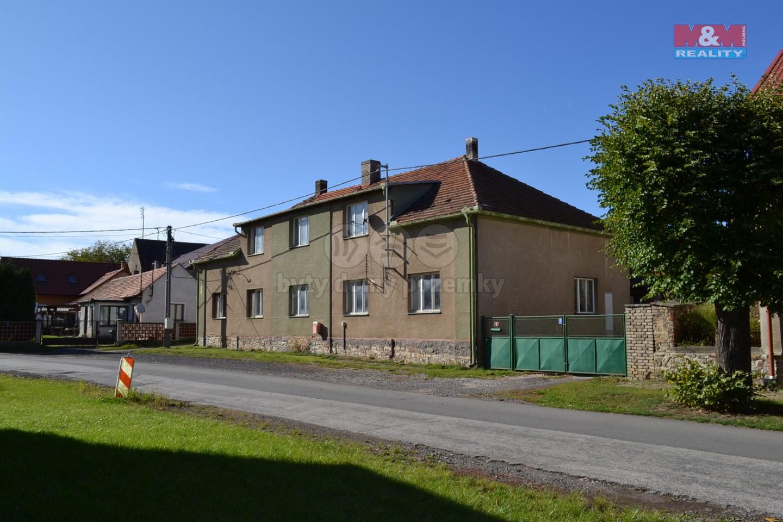 Prodej, nájemní dům, 2120 m², Hostomice