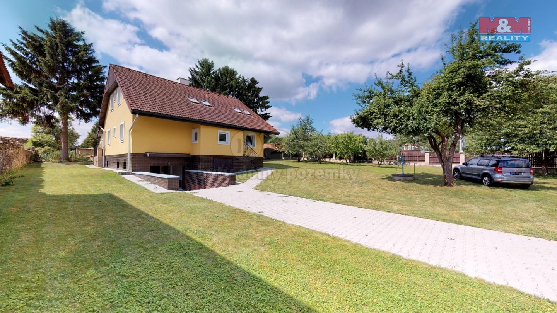 Prodej, obchodní objekt, 277 m2, Vysoký Újezd - Kuchař