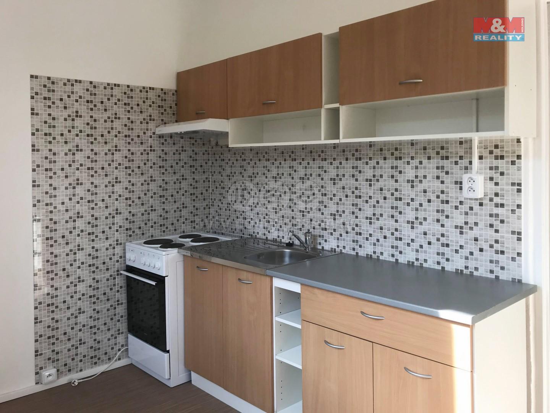 Pronájem, byt 1+1, Česká Třebová - Lhotka
