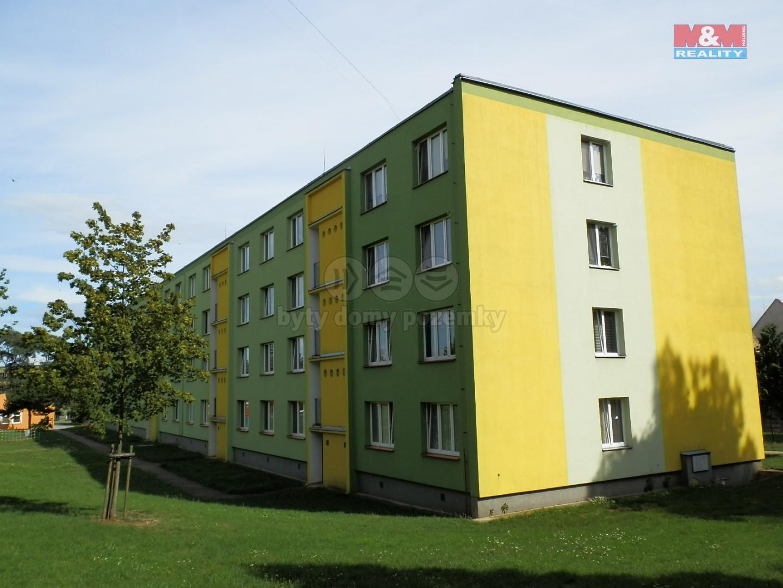 Prodej, byt 3+1, 80 m2, Postoloprty, ul. Třebízského náměstí