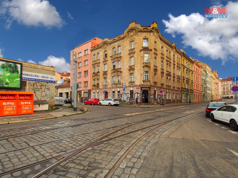 Pronájem, byt 2+kk, 45 m², Praha, ul. Ctiradova