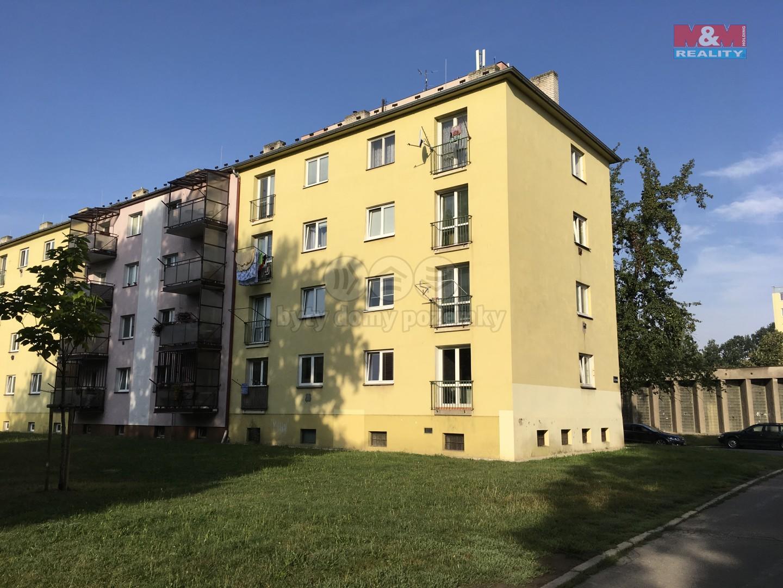 Pronájem, byt 2+1, Ostrava, ul. Krylovova