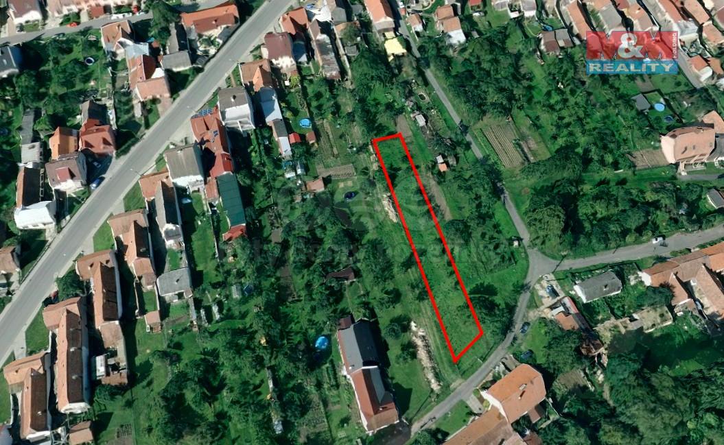 Prodej, pozemek k bydlení, 880 m², Slavkov