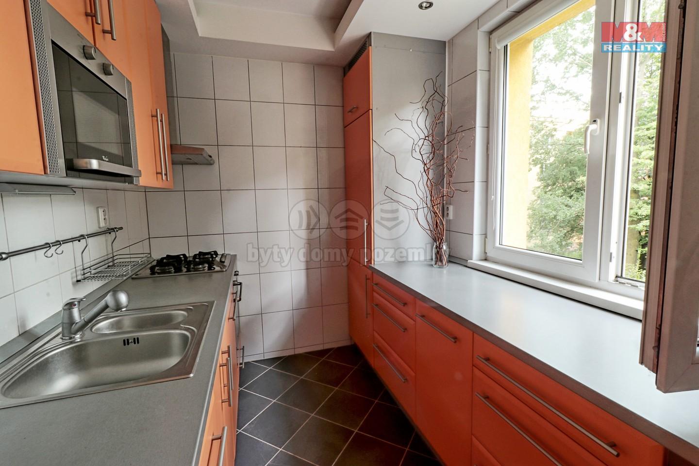 Pronájem, byt 2+1, Ostrava, ul. Svazácká