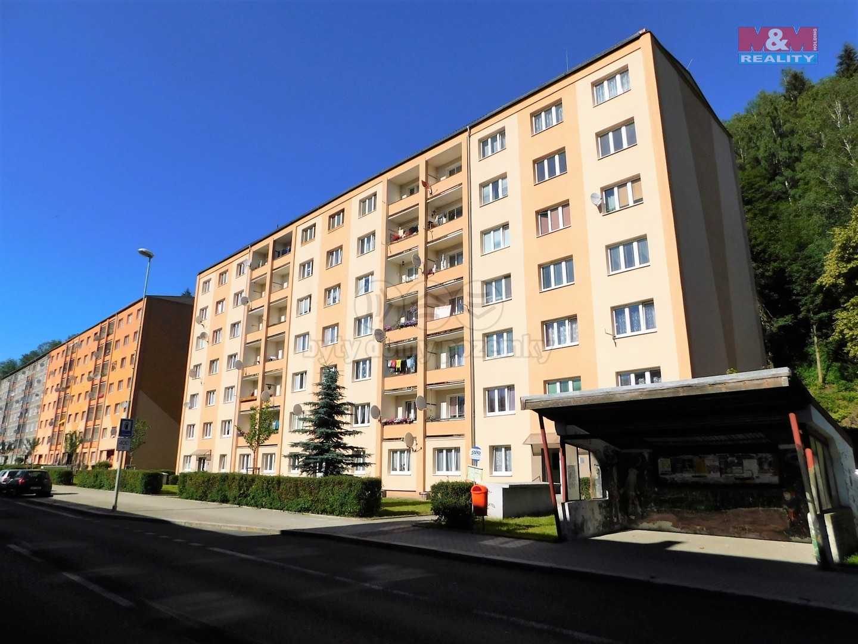 Prodej, byt 2+kk, 39 m2, OV, Kraslice, ul. Čs. armády