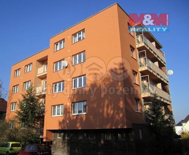 (Flat 3+1 for rent, 73 m2, Louny, Smetanova)