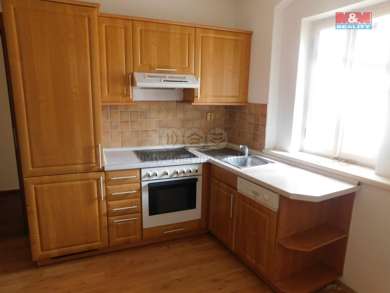kuchyně (Flat 1+1 for rent, 42 m2, Kolín, Kutnohorská)