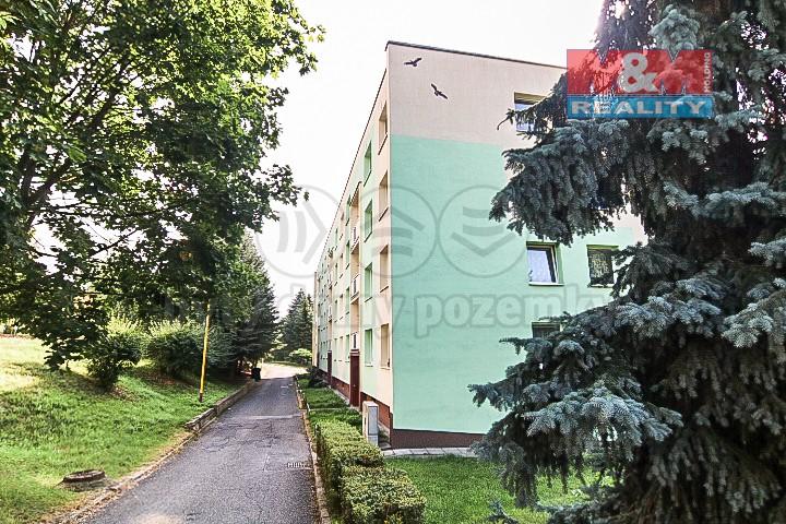 (Flat 2+1, 61 m2, Děčín, Jílové, Spojová)