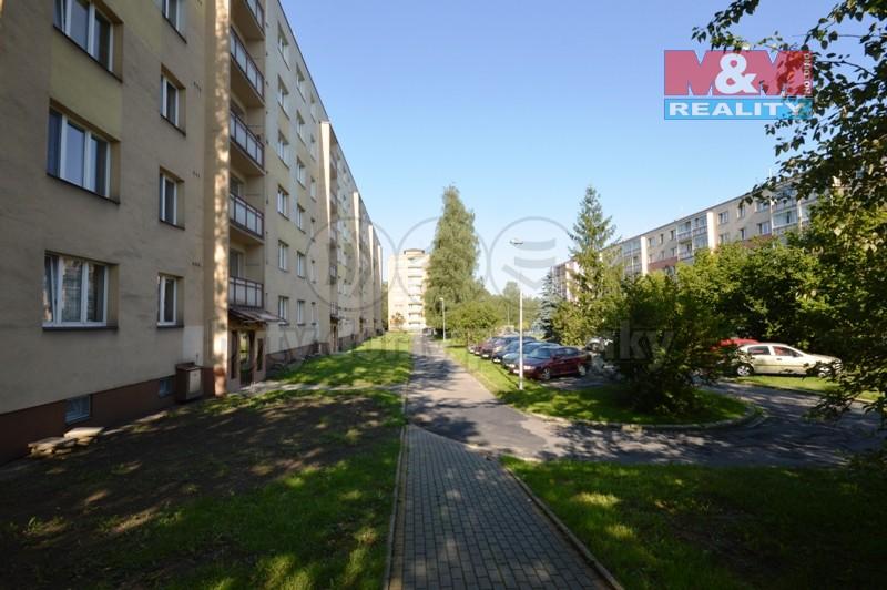 Prodej, byt 1+1, 36 m², Třinec, ul. Lidická
