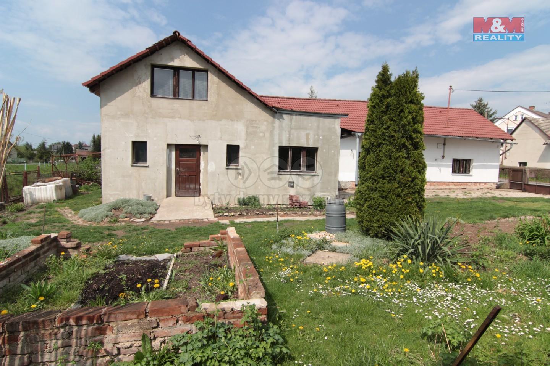 Prodej, rodinný dům 4+1, 160 m2, Račice nad Trotinou