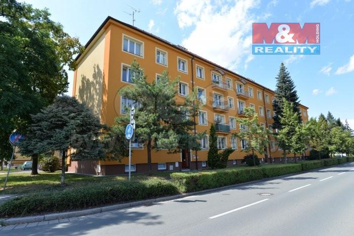 Pronájem, byt 2+1, 55 m², Pardubice - Višňovka