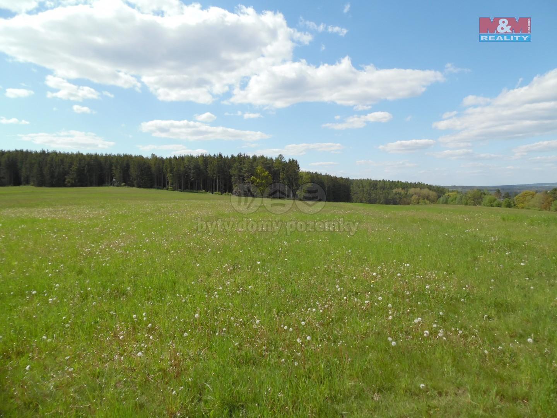 Prodej, stavební pozemek, Albrechtice nad Vltavou, Újezd