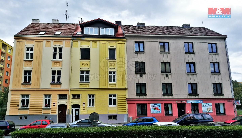 Prodej, nájemní dům, 584 m², Plzeň, ul. Sousedská