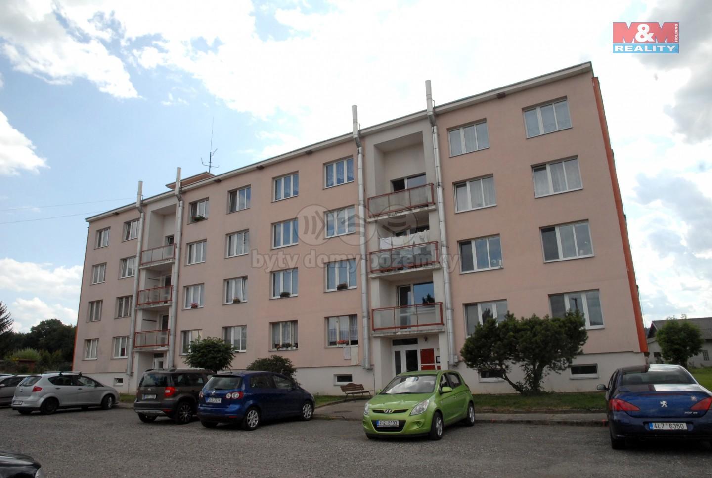 Prodej, byt 2+1, Libuň