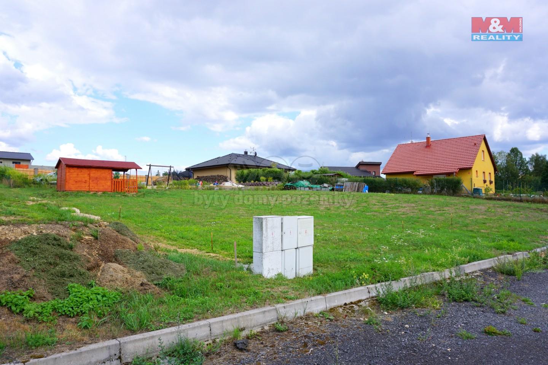 Prodej, stavební parcela, 894 m², Libá - Irsko