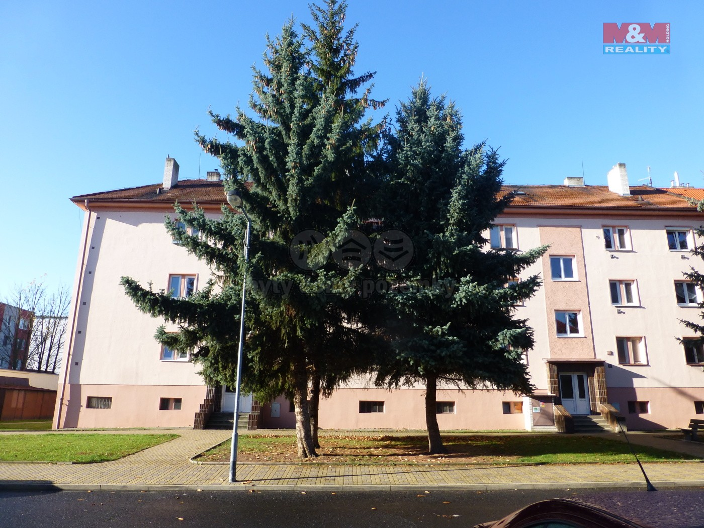 Prodej, byt 2+1, Podbořany, ul. Komenského