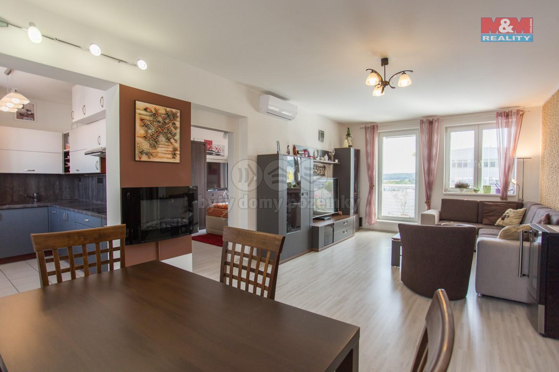 Prodej, byt 3+kk, 76 m2, Popůvky, ul. Rosická