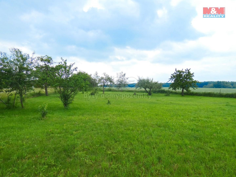 Prodej, pozemek, 1609 m2, Žáky - Štrampouch