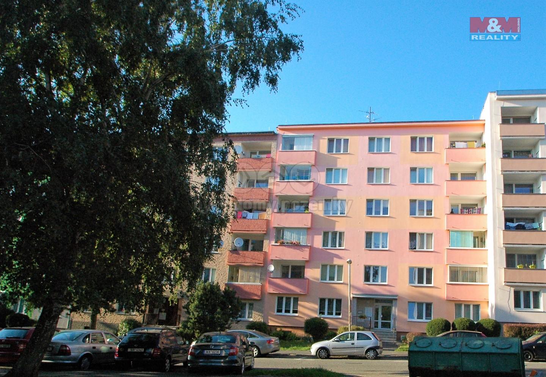 Prodej, byt 2+1, 53m2, Sokolov, ul. Jelínkova